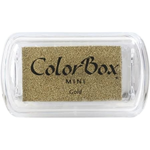 Clearsnap Mini Pigment Ink (gold)