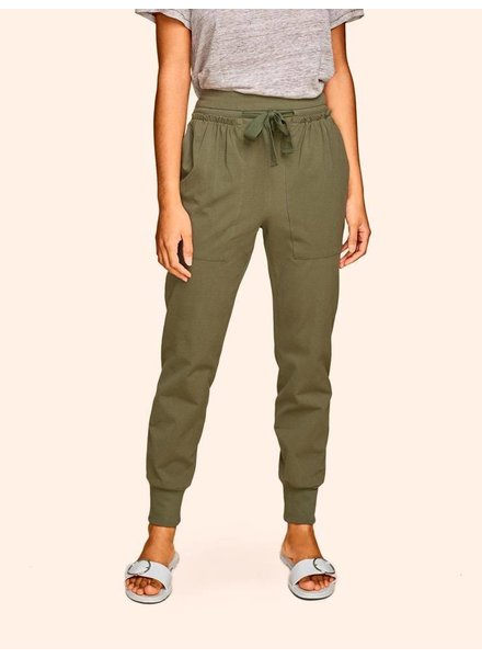 KINLY HIGH WAISTED JOGGER