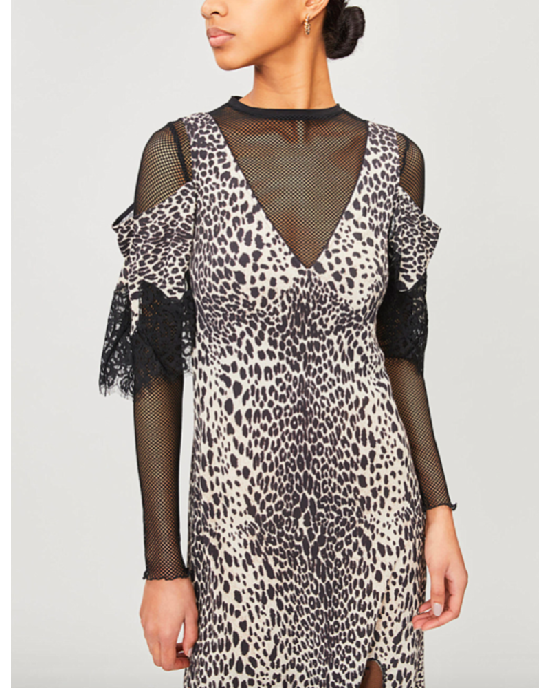 MCQ LACE DROP DRESS