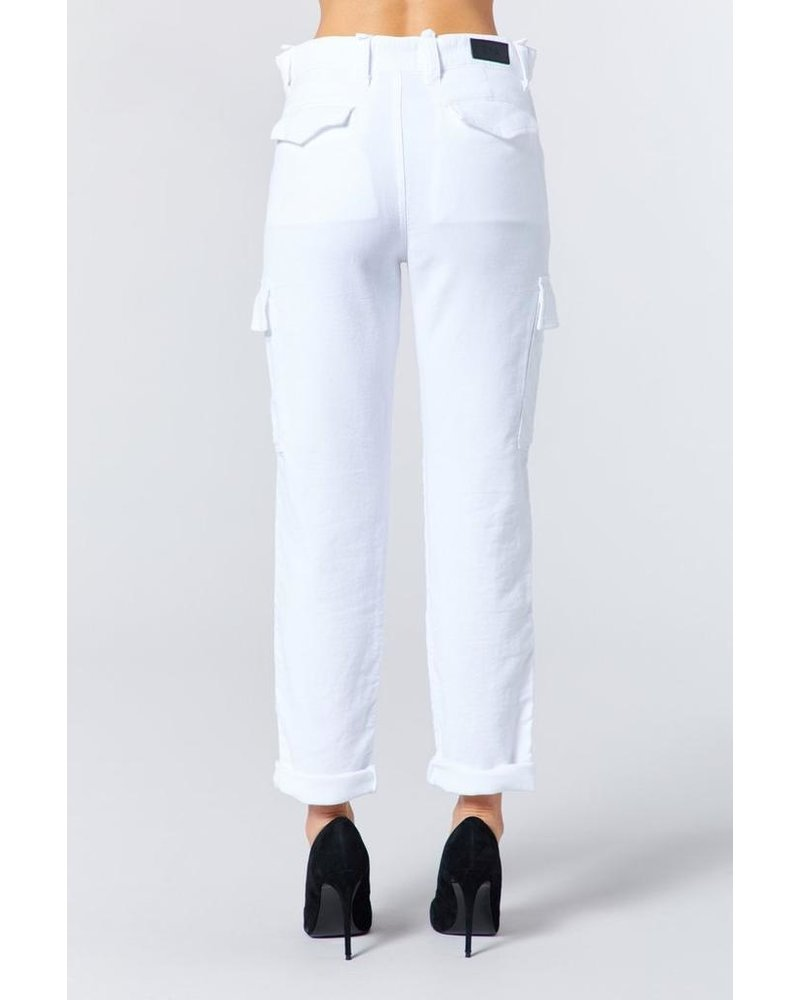 RTA SALLINGER WHITE PANT