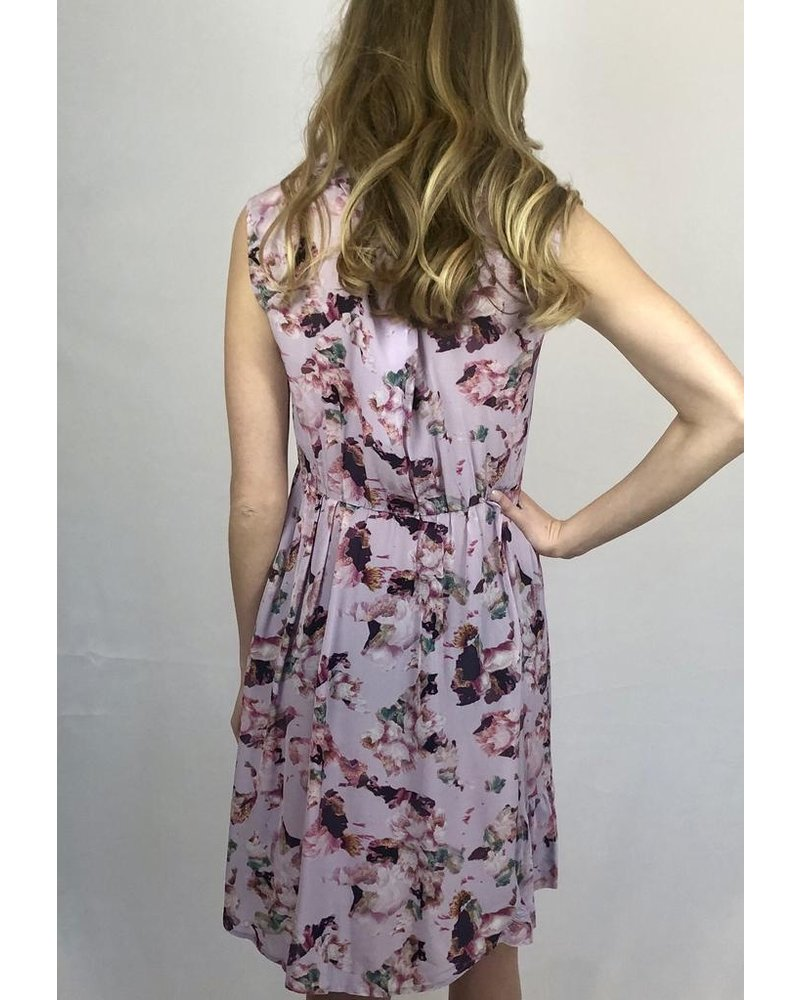 IRO LOVELY LIGHT PURPLE DRESS