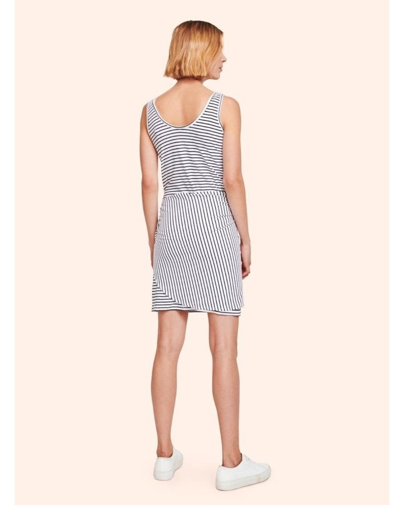 KINLY SIDE TIE DRESS