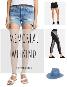 Peacock Memorial Weekend Style Guide