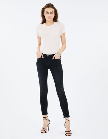 IRO THIRD TEE CREAM PEARL