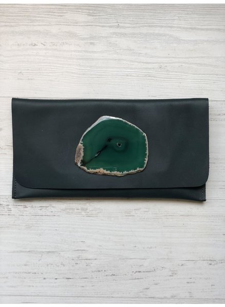 KRAVA TEAL LEATHER