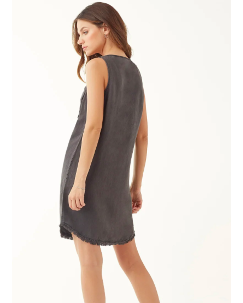 SPLENDID TANK DRESS VMOSS