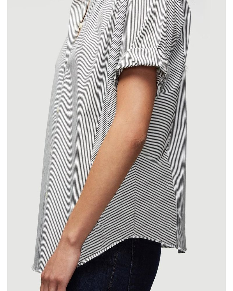 FRAME ROLL SLEEVE SHIRT