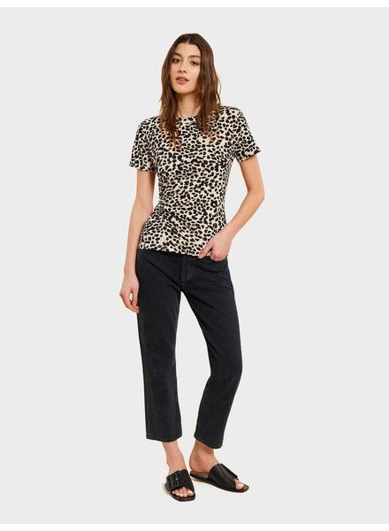 KINLY RUCHED SIDE TEE
