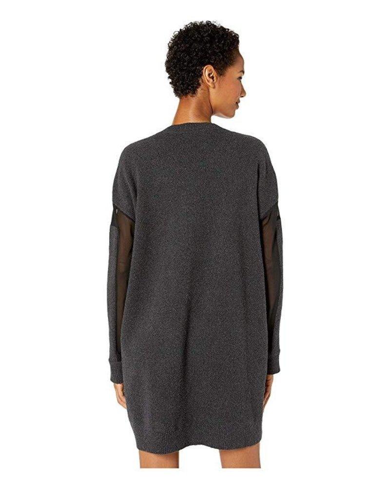 MCQ V NECK TUNIC DRESS