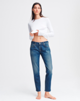 RAG & BONE DRE LOW RISE SLIM BOYFRIEND MAGNUS