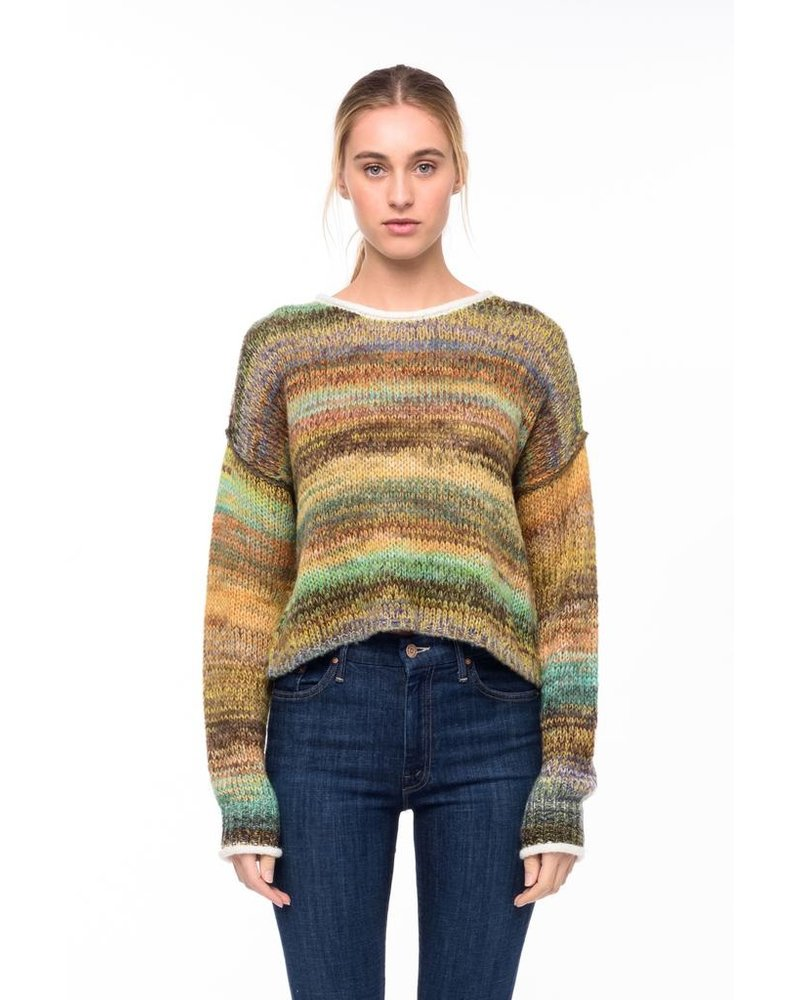 JOHN + JENN JUDA SWEATER