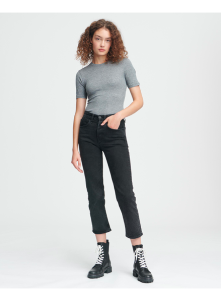 RAG & BONE KARI RIBBED SLIM TEE