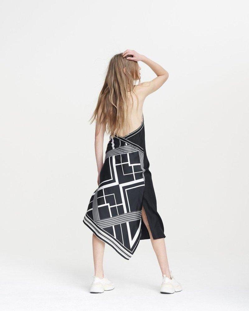 RAG & BONE ISADORA HALTER DRESS