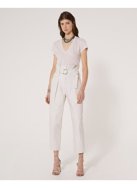 IRO CURSOLA CLOUDY WHITE PANTS