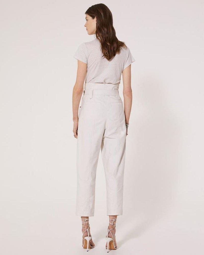 IRO CURSOLA CLOUDY WHITE PANTS