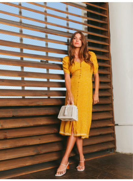 CLEOBELLA AMARILIS MIDI DRESS