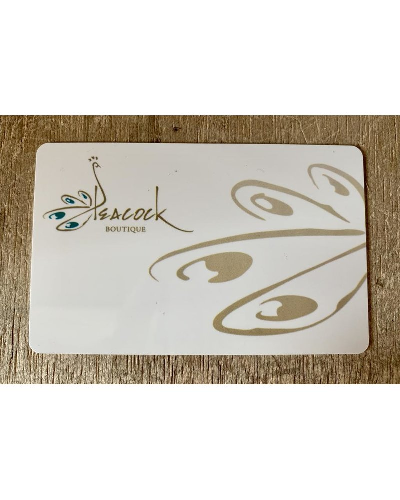GIFT CARD Gift Card for $250.00