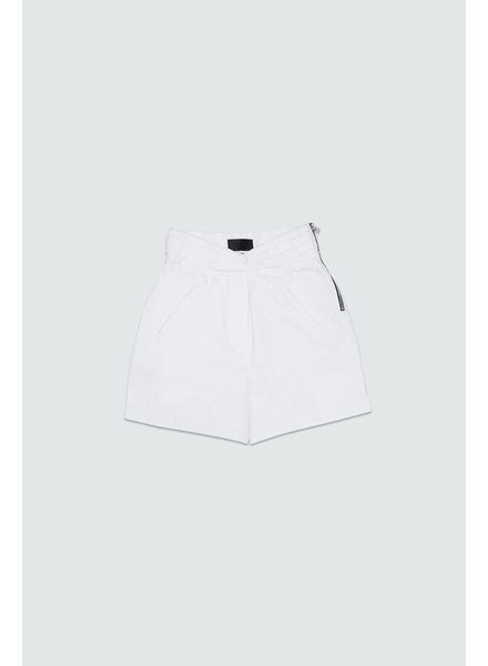 RTA ELLENA PLEATED WAISTBAND SHORT