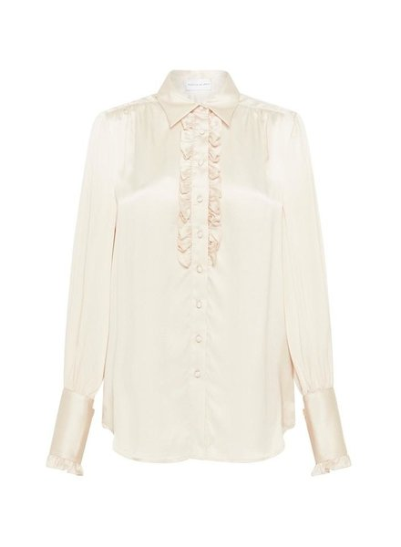 REBECCA VALLANCE MOLLY L/S BLOUSE