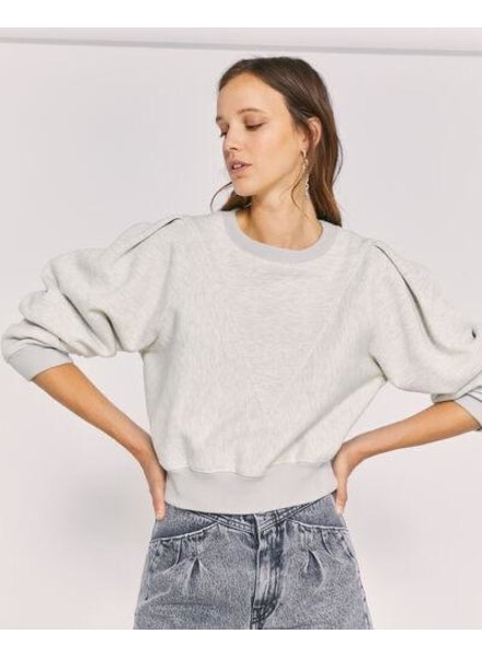 IRO LIGHT GREY SWEATSHIRT