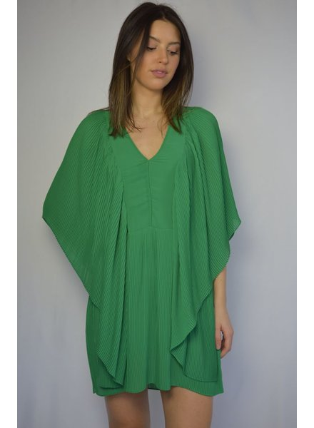 BY MALENE BIRGER GREEN FLOW DRESS