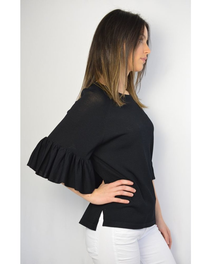 LINE LAUREN BELL SLEEVE TOP