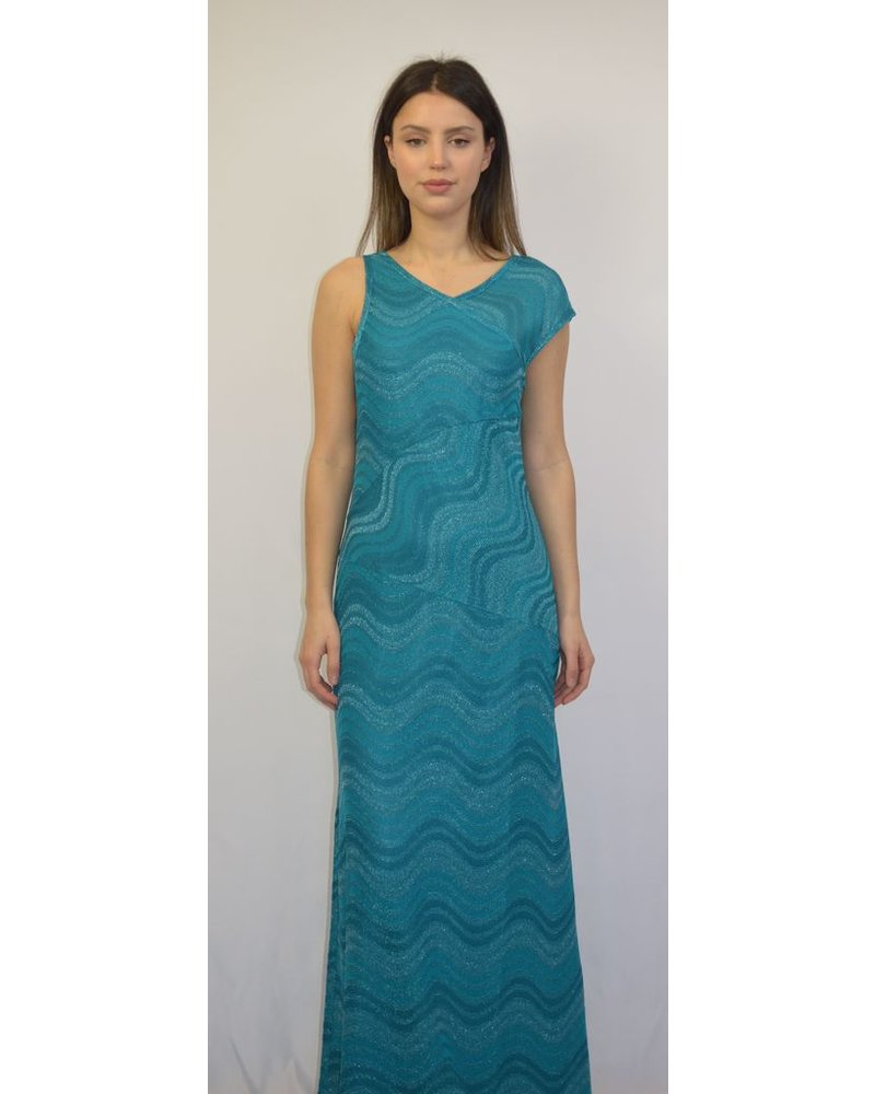 M MISSONI LONG FANTASY DRESS