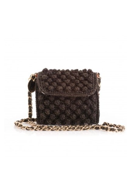 M MISSONI BLACK CROSSBODY