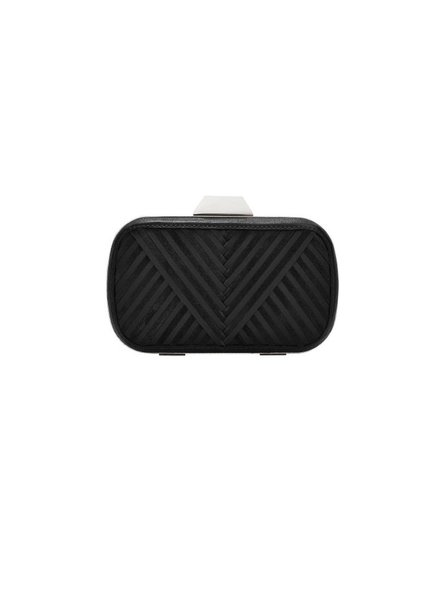 "LILI RADU SHELL CLUTCH ""V"" PLUS"