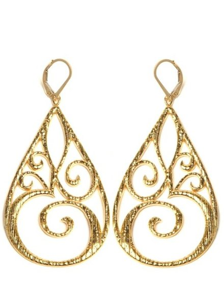 OM STATEMENT EARRINGS