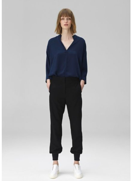 BY MALENE BIRGER BLACK DRESSY JOGGERS