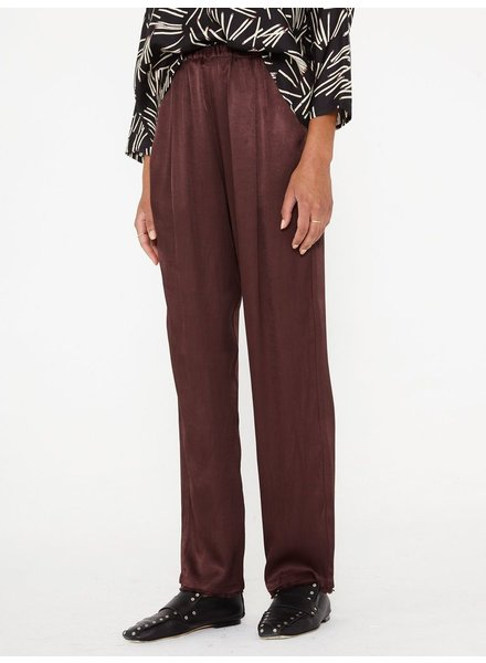 RAQUEL ALLEGRA HIGH WAIST SLIM PANT