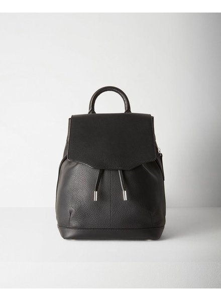 RAG & BONE PILOT BLACK MINI BACKPACK