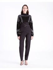 IRO BLACK LUREX SWEATER