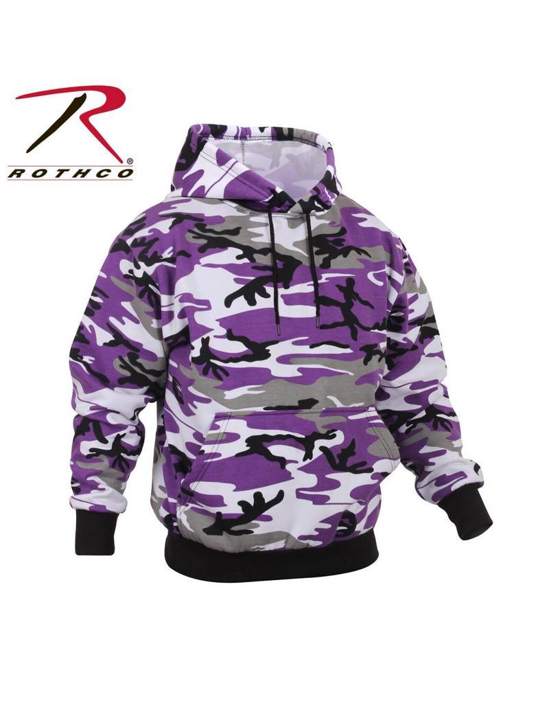 ROTHCO Coton Ouaté Camouflage Mauve Rothco