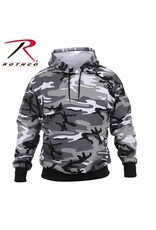 ROTHCO Rothco Camo Pullover Hooded Sweatshirt
