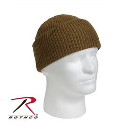ROTHCO Genuine G.I. Wool Watch Cap Coyote