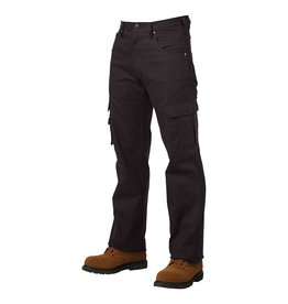 TOUGH-DUCK Pantalon De Travail Cargo Stretch Tough Duck Noir
