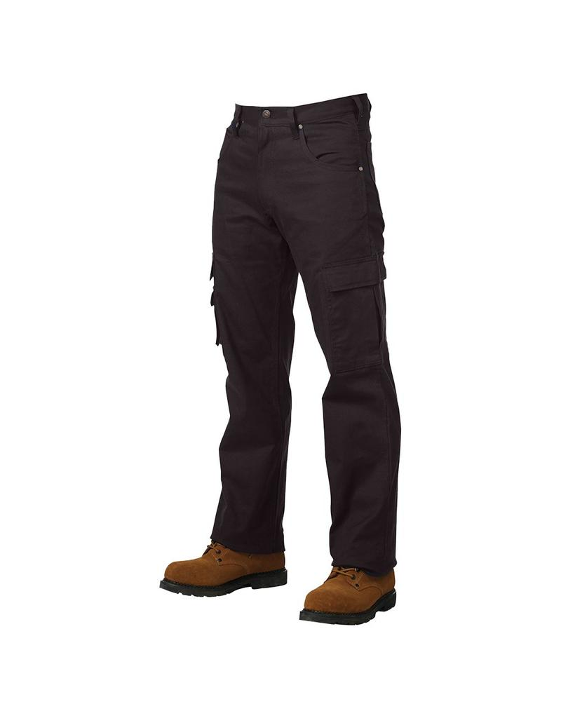 TOUGH-DUCK Pantalon De Travail Cargo Stretch Tough Duck Noir
