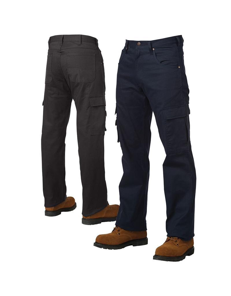TOUGH-DUCK Pantalon De Travail Cargo Tough Duck Noir