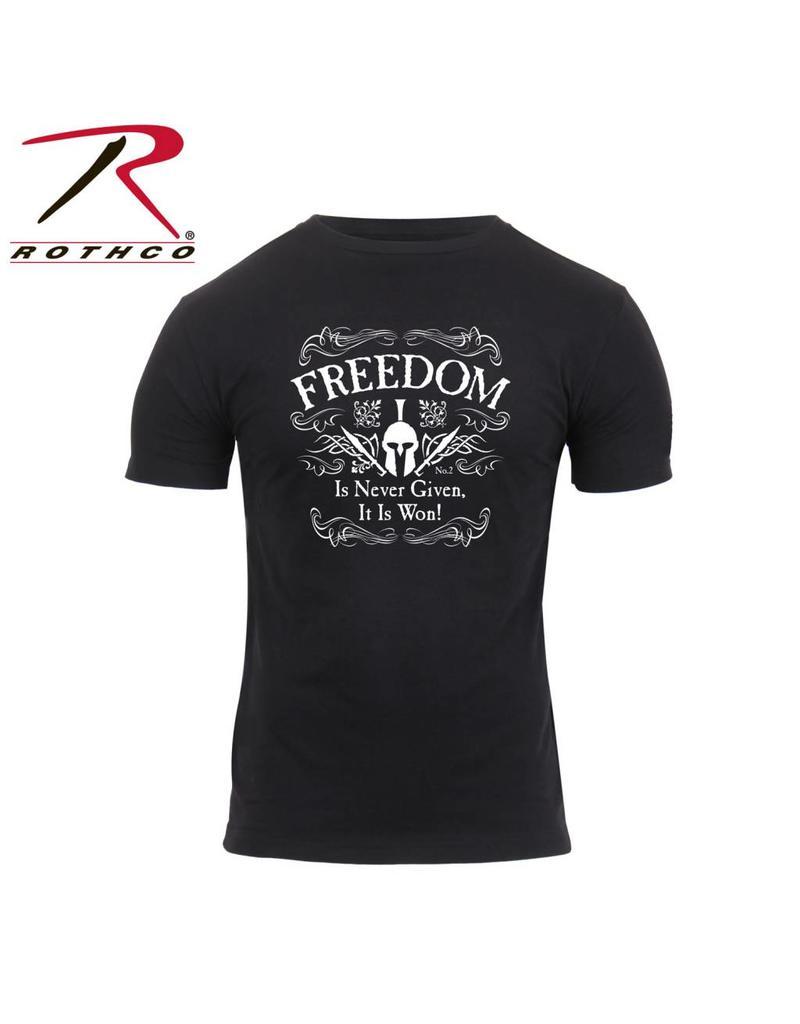 ROTHCO T-Shirt Rothco Freedom