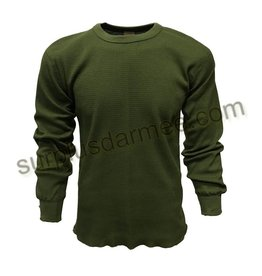 SPORTSMAN Sous-Vêtement Thermal Sportsman Top Style Militaire