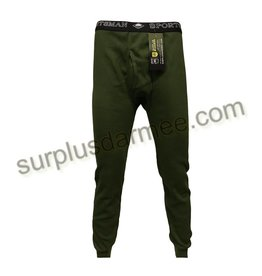 SPORTSMAN THERMAL UNDERWEAR SPORTSMAN LOW MILITARY STYLE