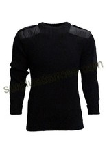 SGS Wool Sweater 100% Military Style