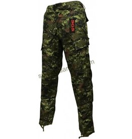 SGS Pantalon SGS Style Militaire Cadpat Camo
