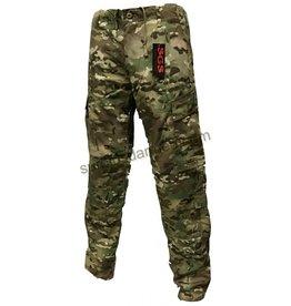 SGS Pantalon SGS Style Militaire Camouflage Multicam