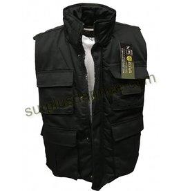 MILCOT Veste Ranger Style Militaire Sans Manches