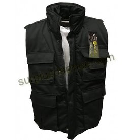 SGS SGS Military Style Ranger Jacket Sleeveless