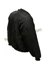 SGS Manteau D'Aviation Bomber Style Militaire SGS