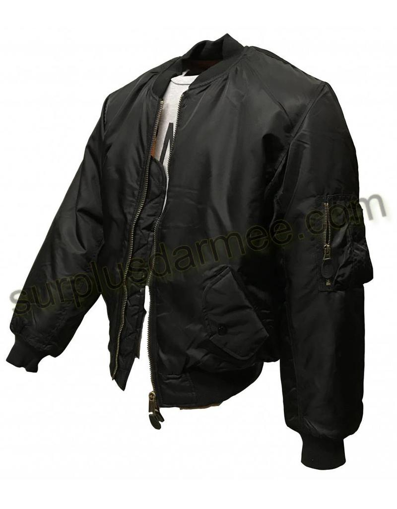 SGS Aviation Coat Bomber Style Military SGS